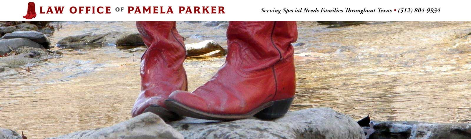 Law Office of Pamela Parker Serving Special Needs Families Throughout Texas (512) 804-9934